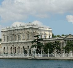 Dolmabahce Palace Istanbul Turkey - Medieval Wallpaper ID 323488 - Desktop Nexus Architecture