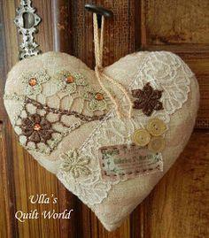 art craft heart