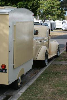 Vintage Caravan Rally August 2009 by B. Mountseer, via Flickr
