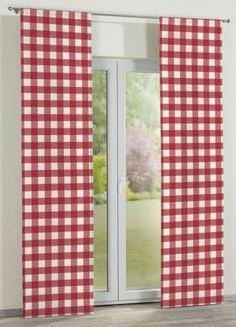 Panelové závesy (japonská stena) 2 ks V kolekcii Quadro, tkanina: 136-18