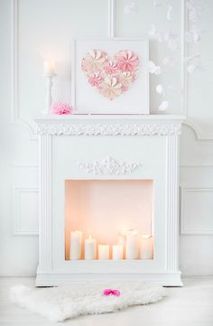 Wunderbar Wedding Guest Book   3d Hearts   New Alternative To Traditional  Guestbooks Blush And Light Pink   Big Size