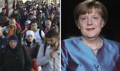 Merkel's migrant MAYHEM: Germany handles more asylum seekers than rest of Europe COMBINED