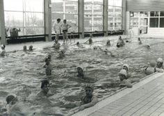 Erste Eindrücke vom Beverbad in den 80ern (Bild: Aloys Pohlmann)