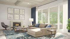 Geranium's meticulous planning provides flexible yet elegant spaces that showcase many of today's most innovative and desirable features and finishes. #ontariohomes #canadahomes