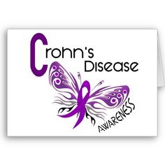 Do you have Crohn's Disease? Many share this condition and they are waiting to meet you.  http://painsufferersspeak.blogspot.com/
