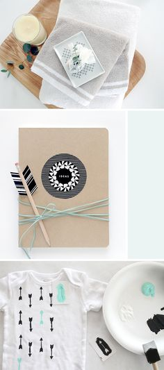 Oh the lovely things: Happy Friday! Mini DIY Roundup