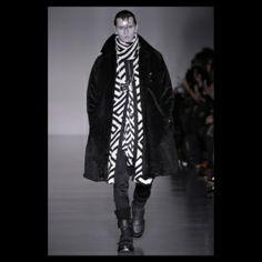 KTZ Fall14 Fur and stripes.........