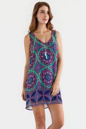 Jalynn+Printed+Dress