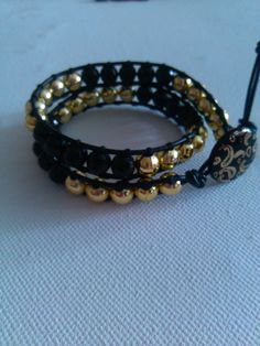 čierno-zlatý