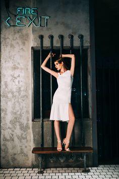 'Giulianna Dress' from Vanitta 2015 collection / Bite My Apple