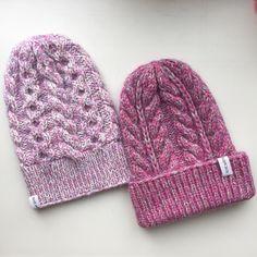 Доброе утро утепляйтесь #knittingnsk#wool#вяжутнетолькобабушки#вязанаяшапка#новосибирк#люблюточтоделаю