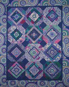 Quilts-Kaffe Fassett on Pinterest