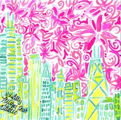 Ready for some serious #LillySpillTheJuice? We're opening at the Oakbrook Center this June. Get ready to #FindTheLilly in #Chicago. xx.