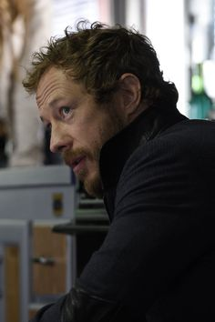 Lost Girl - Kris Holden-Ried as Dyson