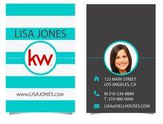 Keller williams real estate business cards thick color both sides keller williams real estate business cards thick color both sides free ups ground shipping pinterest business cards business and real estate reheart Choice Image