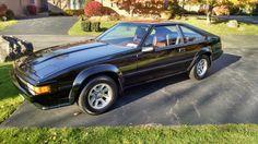 All original 1984 Toyota Celica Supra