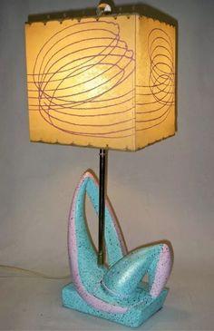 Mid Century Modern Lamp Shades Cool Mid Century Vintage Style 2 Tier Fiberglass Lamp Shade Modern Atomic Design Ideas