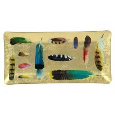 Feather Collection Tray