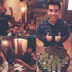 #Wei too many shots.
