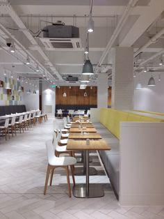 basement restaurant oxford st debenhams - Google Search
