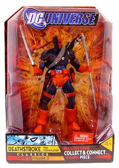 DC Universe Classics Wave 3 Deathstroke