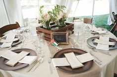 Rustic Central Alberta Wedding - Special Event Rentals Blog