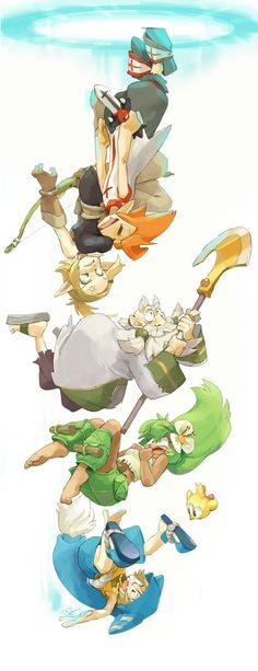 Wakfu - great Anime to watch as a family.