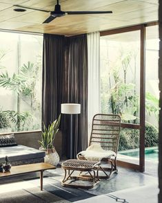 All eyes are on the tropical brutalism at designer and model duo's exquisite, catwalk-primed Bali design hotel...