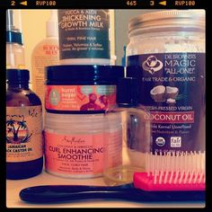 Building a Natural Hair Regimen -- NaturalHairMojo.com