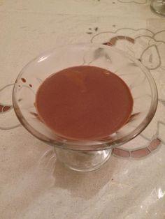 Pudim de chocolate :: PALEO Descomplicado