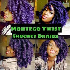Crochet Braids Roller Set : Crochet Braids on Pinterest Marley Hair, Crotchet Braids and Roller ...