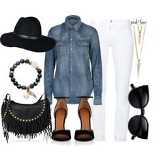 """Casually Fashionable"" by parklanejewelry on Polyvore http://www.polyvore.com/casually_fashionable/set?id=134530930"