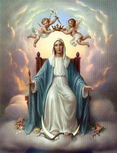 belles images Assomption (vierge Marie) (dont animé)