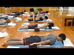 scientifit  shoulder opener  yoga shoulder workout