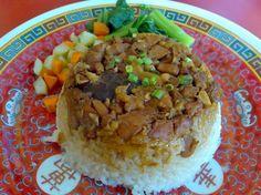 Resep nasi tim ini merupakan salah satu favorit anak-anak. Selain rasanya nikmat, juga kandungan gizi nya sangat berguna utk masa tumbuh kembang buah