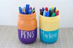 mason jar craft ideas (46) - DIY for Life