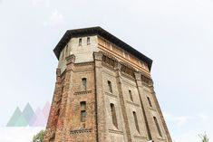 Wasserturm Bhf. Amstetten, Niederösterreich Pisa, Tower, Building, Travel, Photos, Water Tower, Landscape Pictures, Traveling, Viajes