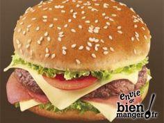 Recette de raclette originale : Burger'Raclette