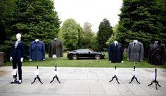 Bentley X Savile Row www.mosto.se
