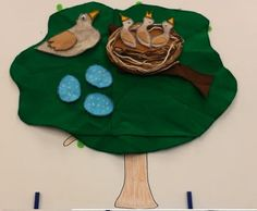 Today was great fun!! We celebrated St. Patrick's Day and all things green.   Books:  Tweedle Dee Dee by Charlotte Voake. In the woods th...