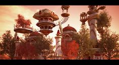 eversong woods trees - Google Search