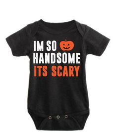 BOY'S HALLOWEEN-I'M SO HANDSOME IT'S SCARY