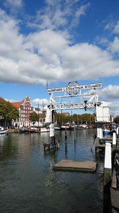 Wolwevershaven en Kuipershaven, Dordrecht, Holland