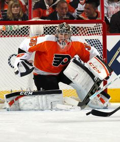 Steve Mason #35 Philadelphia Flyers