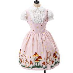 http://www.wunderwelt.jp/products/detail5844.html ☆ ·.. · ° ☆ ·.. · ° ☆ ·.. · ° ☆ ·.. · ° ☆ ·.. · ° ☆ Clock Rabbit corset dress of forest mushrooms Innocent World ☆ ·.. · ° ☆ How to order ↓ ☆ ·.. · ° ☆ http://www.wunderwelt.jp/user_data/shoppingguide-eng ☆ ·.. · ☆ Japanese Vintage Lolita clothing shop Wunderwelt ☆ ·.. · ☆ #egl
