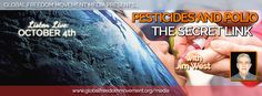Pesticides And Polio: The Secret Link With Jim West | Global Freedom Movement