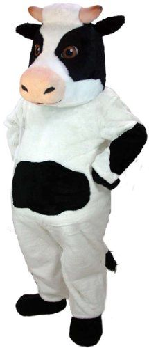 Dairy Cow Lightweight Mascot Costume MaskUS Costumes http://www.amazon.com/dp/B00CMQL75C/ref=cm_sw_r_pi_dp_baf8vb0ZD7MHF