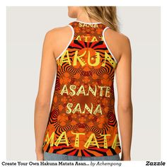 Just Girly Things, Lovely Things, Hakuna Matata, Printed Tank Tops, Retro Outfits, Online Shopping Stores, Racerback Tank Top, Custom Clothes, Girly Things