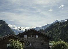 Haus Katharina Aussicht Sommer Cabin, Mountains, House Styles, Nature, Travel, Home Decor, Summer, House, Naturaleza