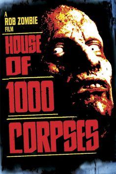 House of 1000 Corpses Poster Artwork - Sid Haig, Karen Black, Bill Moseley - http://www.movie-poster-artwork-finder.com/house-of-1000-corpses-poster-artwork-sid-haig-karen-black-bill-moseley/